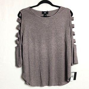IZ Byer Jersey knit top